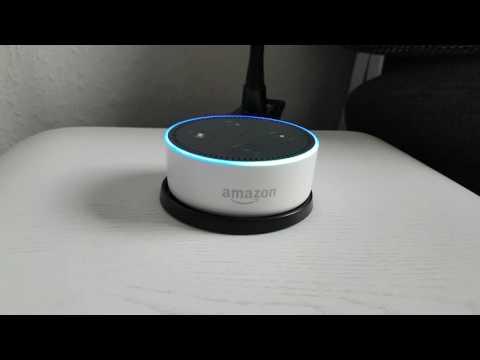 Amazon Music Unlimited & Echo Dot in mehreren Räumen