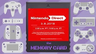 March Nintendo Direct Reaction