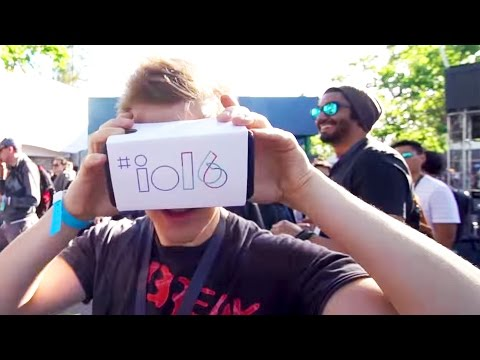 Google I/O 2016 360 Highlights