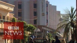 Mali hotel attack: