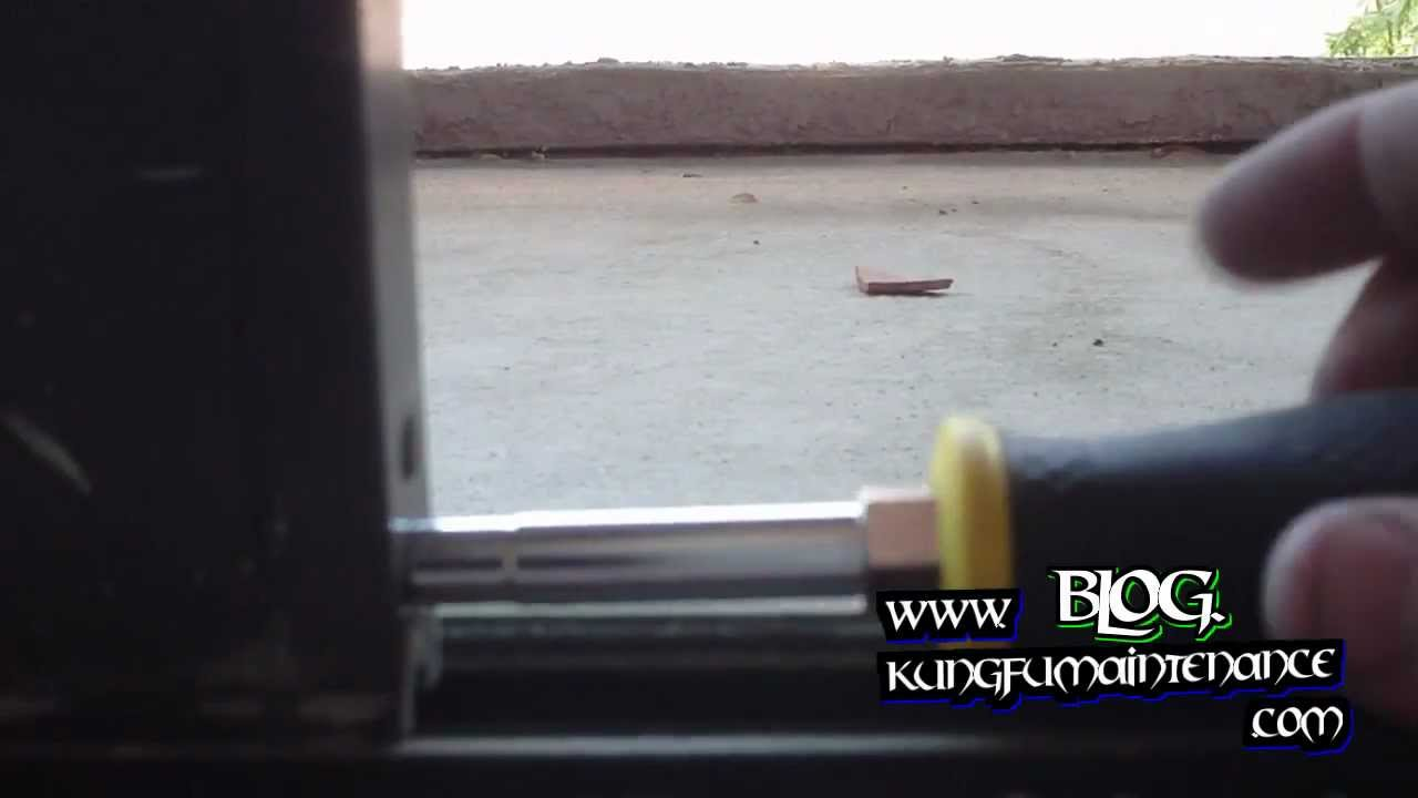 How To Adjust Patio Doors Pivot Close Off Gaps And Fix A Door That Does Not Seal Right