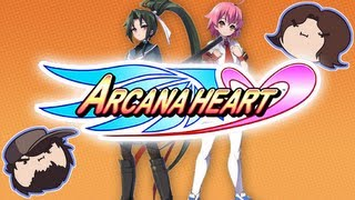 Arcana Heart - Game Grumps VS