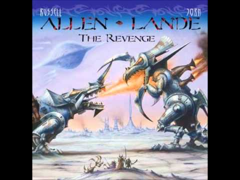 "RUSSELL ALLEN&JORN LANDE""When Time Doesn't Heal"""