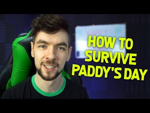 How To Survive St. Patrick's Day With Jacksepticeye