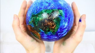 Шоколадный Глобус / Chocolate Globe