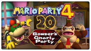 MARIO PARTY 4 Part 20: Der Sieger auf Bowsers Brett
