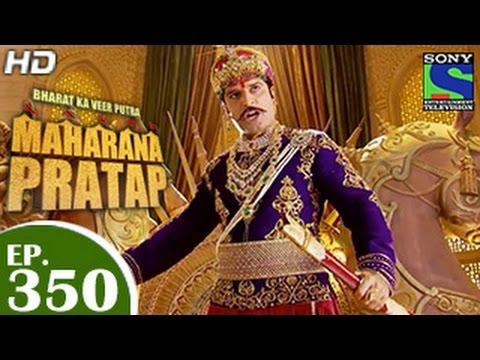 Bharat Ka Veer Putra Maharana Pratap - महाराणा प्रताप - Episode 350 - 19th January 2015