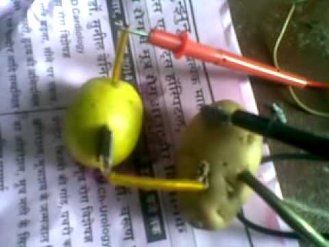 how to take electricity from lemon