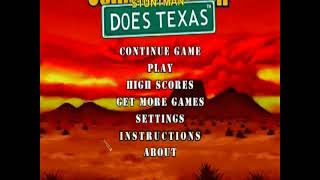 1. Johnny Crash Does Texas Soundtrack Java (Intro) [Short Version]
