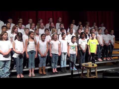 2015 Blair Mill Elementary School Spring Concert
