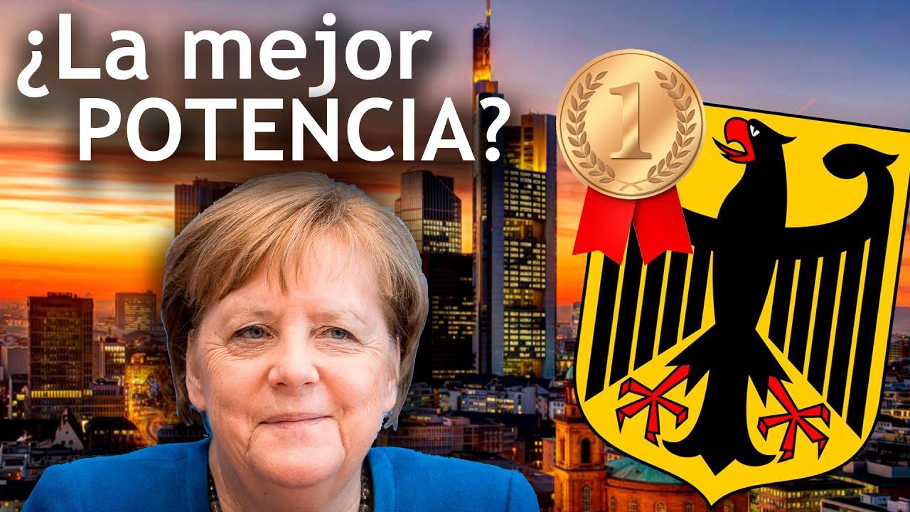 Alemania, el país más respetado del mundo. ¿Por que supera a USA, China y Rusia?