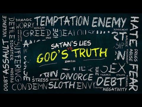 Satan's Lies vs God's Truth