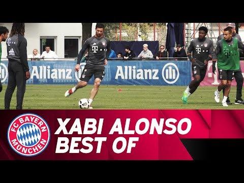 Xabi Alonso Training Best Of ⚽  | FC Bayern