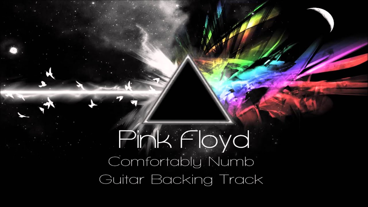 Pink Floyd Comfortably Numb Guitar Backing Track Chords Chordify