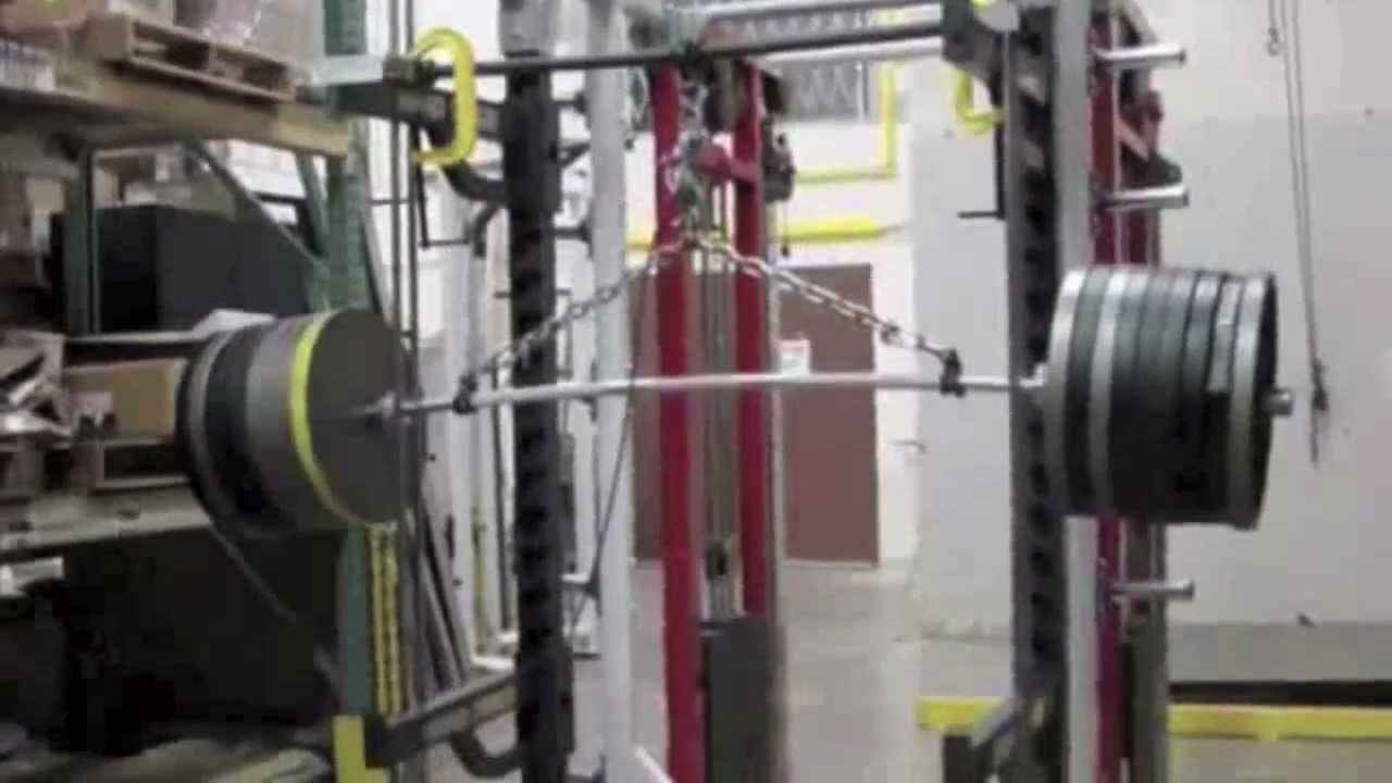 HD Elite Hammer Strength by Strength&Fitness - YouTube