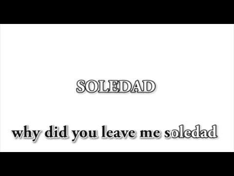 Westlife - Soledad (lyrik)