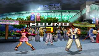[PS2] The King Of Fighters 2002 UM - Takuma, Athena, Lin (TAS)