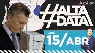 Séptima derrota electoral al hilo de Cambiemos   #AltaData, todo lo que pasa en un toque