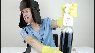 用气泡水机给没汽的可乐打气,喝起来会不会像原来一样汽力十足