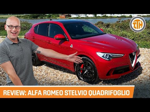 The Ferrari of SUVs? - Alfa Romeo Stelvio Quadrifoglio Full Review