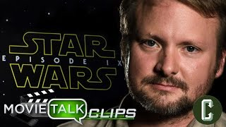 Rian Johnson No Longer Writing Treatment for 'Star Wars Episode 9' - Collider Video