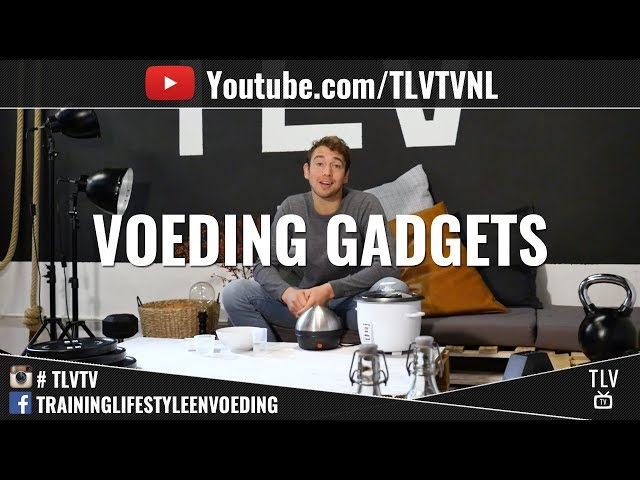 Handige voeding gadgets