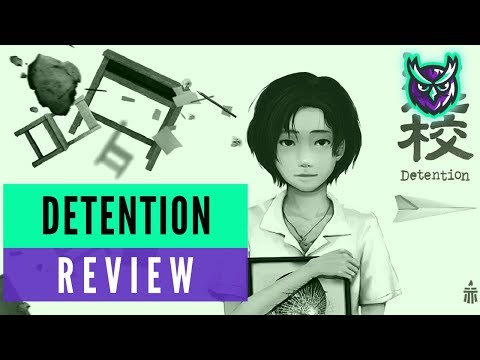 Detention Nintendo Switch Review (Horror)