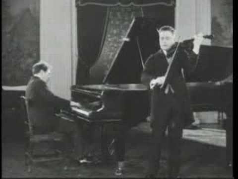"""Beethoven """"Kreutzer Sonata"""" Zimbalist-Bauer Rec.1926"""