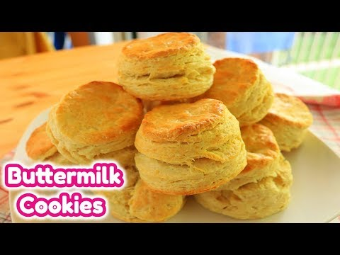 Cookies recipe without buttermilk or egg