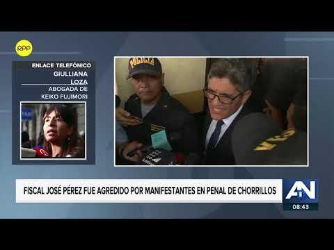 """Keiko Fujimori reaccionó con """"preocupación y sorpresa"""" a agresión contra fiscal, según su abogada"""