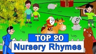 Nursery Rhymes Vol1 - Collection of Twenty Rhymes - Play Nursery Rhymes