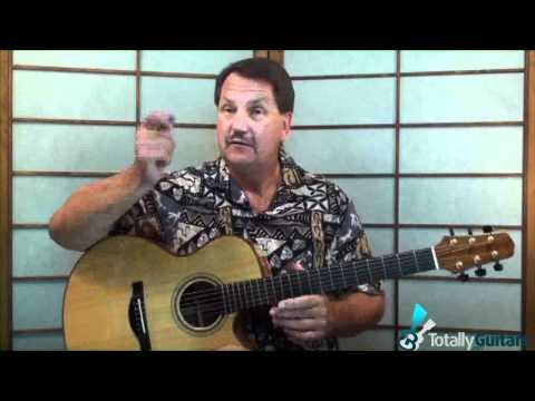 Peace Train - Guitar Lesson Preview - Cat Stevens