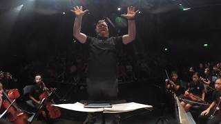 FOBISIA Primary Music Festival Thriller in Manila 2019 360 Video 5.7k Conducted by Clay Duggan