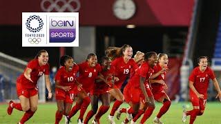 แคนาดาคือแชมป์ฟุตบอลหญิง!! | ฟุตบอลหญิงรอบชิงฯ | โอลิมปิกเกมส์ โตเกียว 2020
