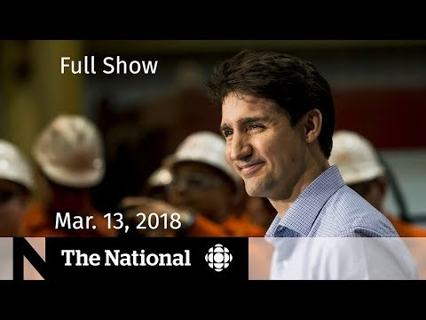 The National for Tuesday March 13, 2018 — Tillerson, Russia, Water Crisis