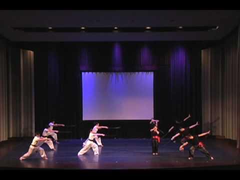 Pan-Asian Dance Troupe: Winston's Flag/Sword