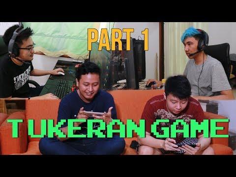 RRQ Cross Game Challenge #1 : Lemon, KingLeo, Yabby, Taxstump