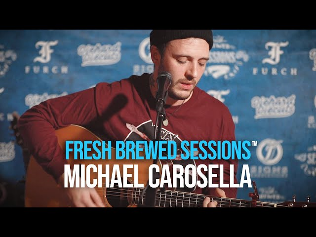 #acoustic #singersongwriter Michael Carosella | Enough | Fresh Brewed Sessions