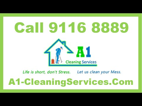 House Spring Cleaning Services Marine Parade