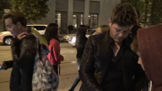 Robin Thicke says hes praying for Kanye west at Catch in LA