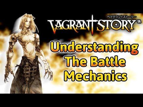 Vagrant Story: Understanding The Battle Mechanics - Tarks Gauntlet