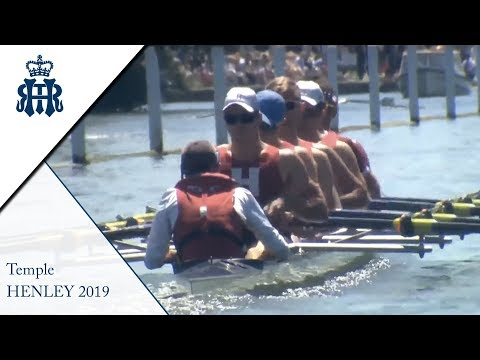 Harvard University v Univ. of Bristol - Temple   Henley 2019 Day 2
