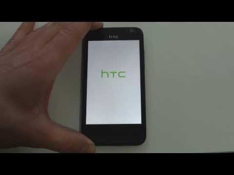 HTC Desire 300 hard reset