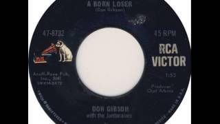 Don Gibson ~ A Born Loser YouTube Videos