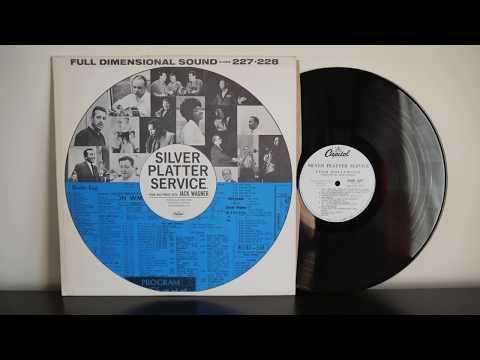 Silver Platter Service 227-228 Christmas 1966-January 1967 - Transcription Record