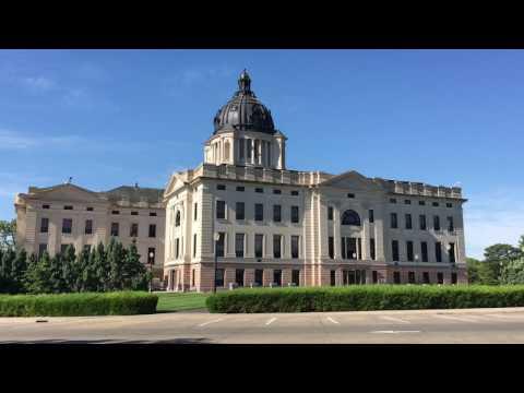 South Dakota Capital Biilding