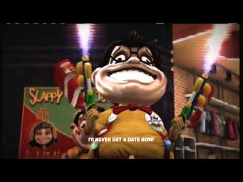 Dead Rising 2 Slappy The Mascot Kill Youtube