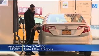 Raley's Selling Aisle 1 Gas Stations, Rewards Points Won't Be Affected