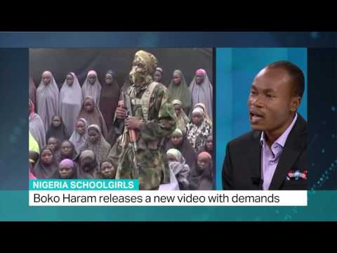 Boko Haram Releases New Video of Missing Chibok School Girls