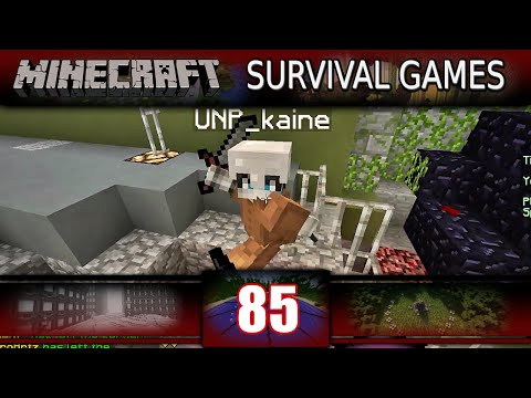 Minecraft - Survival Games - БЕЗБРОЙ ПОБЕДИ??! (Minecraft PVP)